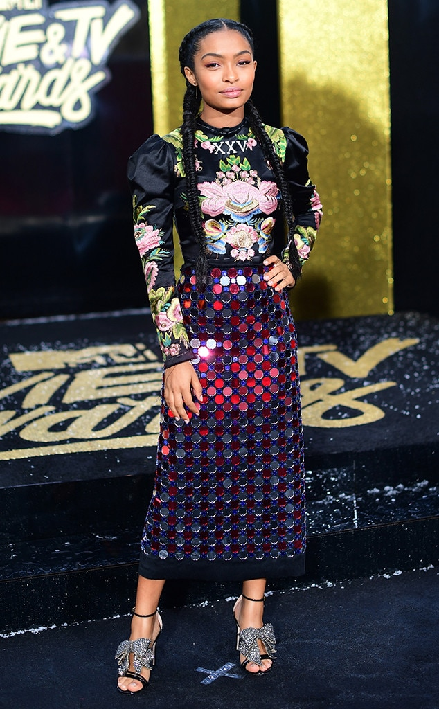 7 Best Dressed From the 2018 MTV Movie & TV Awards ...