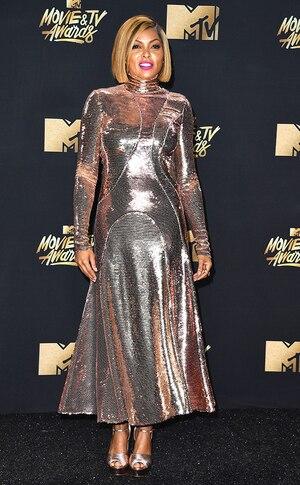 Taraji P Henson, 2017 MTV Movie And TV Awards, Arrivals