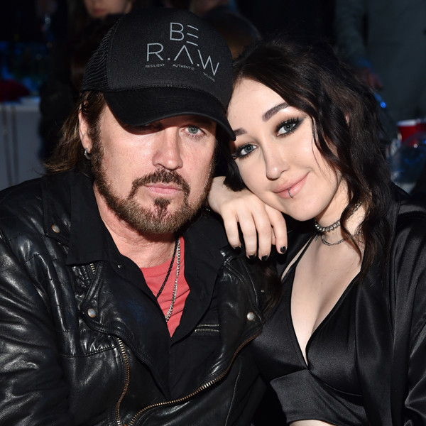 Noah Cyrus, Billy Ray Cyrus