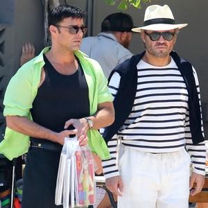 Edgar Ramirez, Ricky Martin