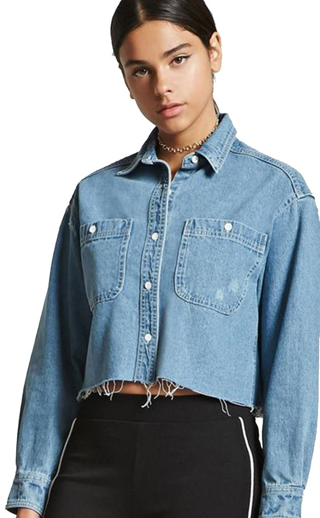ESC: Denim Tops