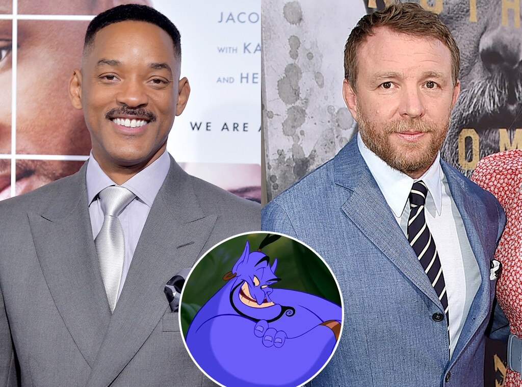 Guy Ritchie's 'Aladdin' will be a musical