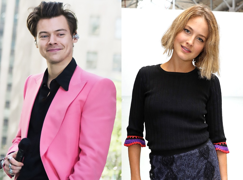Harry Styles, Tess Ward