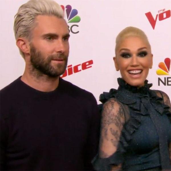 Adam Levine, Gwen Stefani