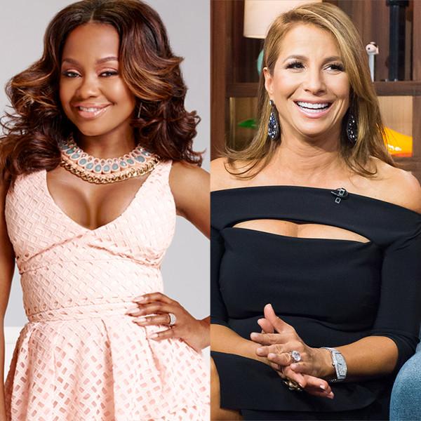 Real Housewives Falls from Grace, Phaedra Parks, Jill Zarin, Brandi Glanville, Teresa Giudice
