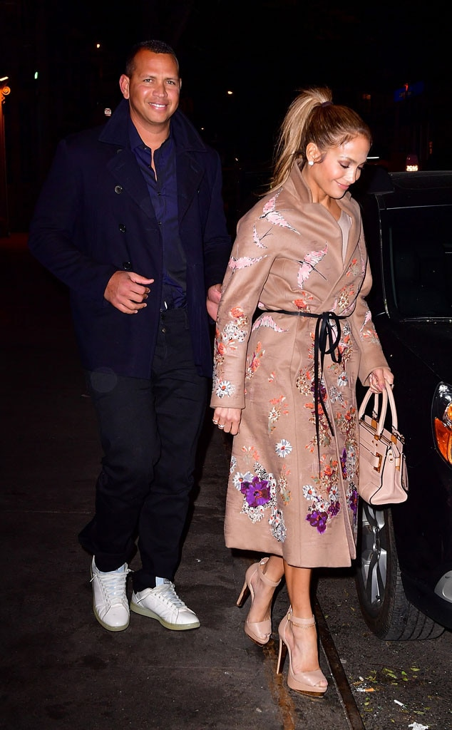 Alex Rodriguez Says He Gets Confused for Jennifer Lopez's ... Jennifer Lopez And Alex Rodriguez