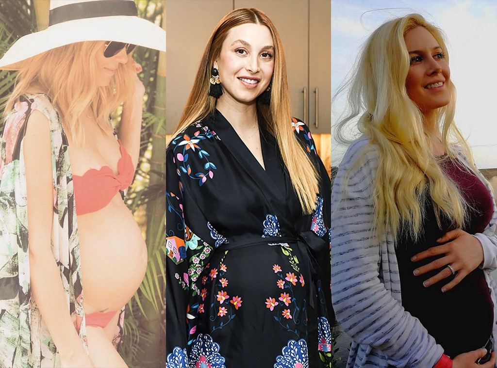 Inside The Hills Pregnancy Boom: From Growing Up on MTV to ...