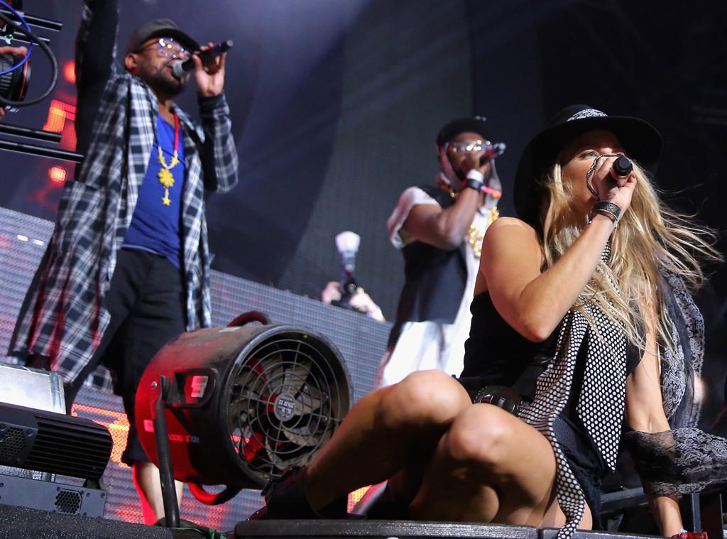 The Black Eyed Peas, Fergie, 2015