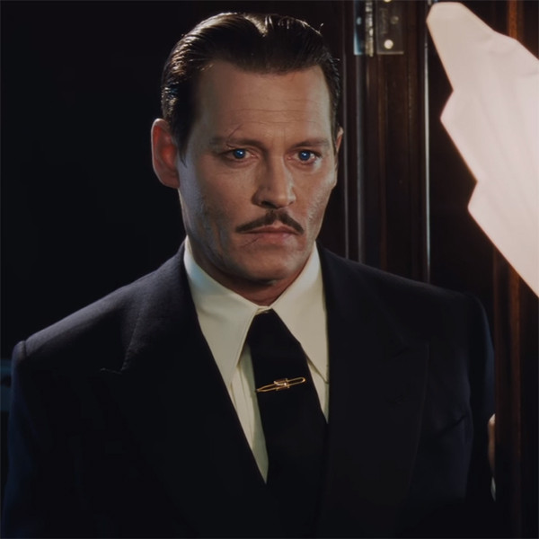 Johnny Depp, Murder on the Orient Express