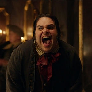 Monsieur Toilette, Beauty and the Beast