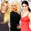Britney Spears, Christina Aguilera, Selena Gomez