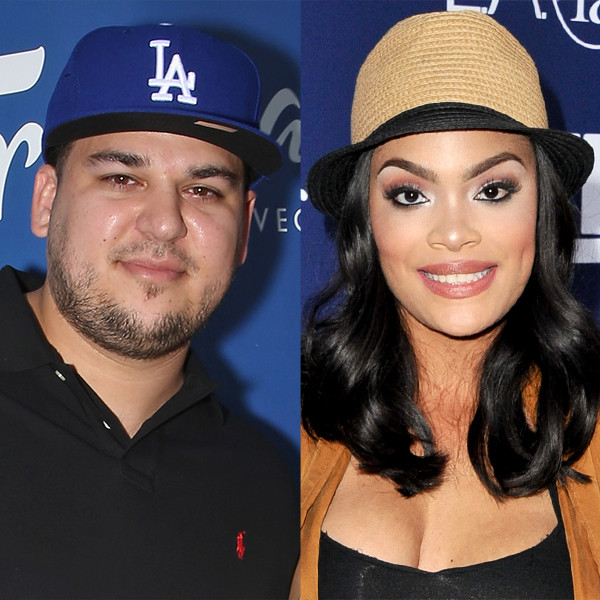 Mehgan James, Rob Kardashian