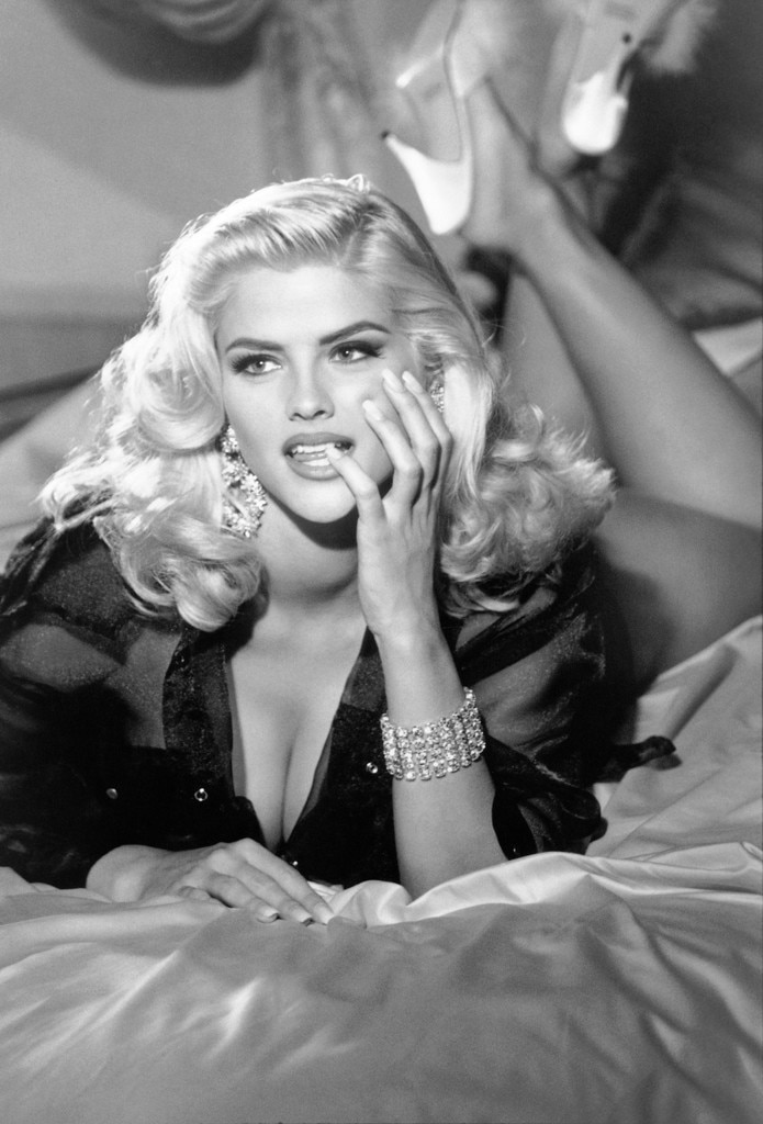Anna Nicole Smith, Guess Models