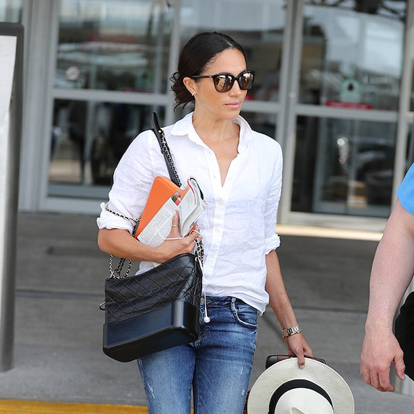 Meghan Markle From The Big Picture: Today's Hot Photos