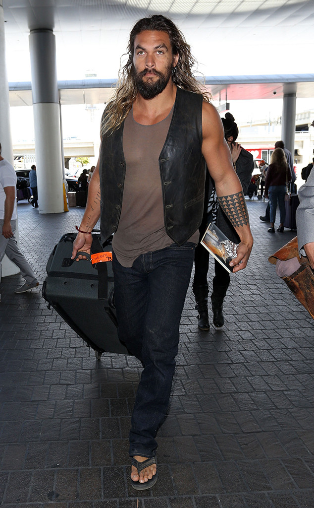 Jason Momoa From The Big Picture: Today's Hot Photos