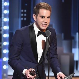 Ben Platt, 2017 Tony Awards