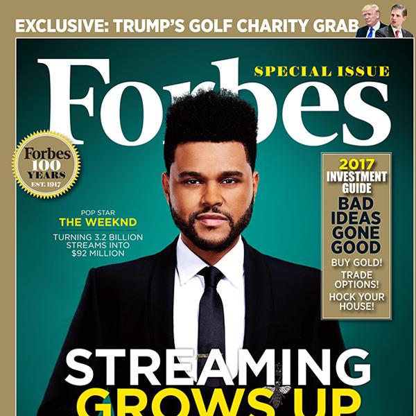 Forbes 2019 no 1 celebrity