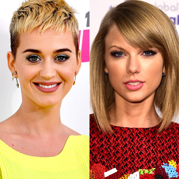 Katy Perry, Taylor Swift