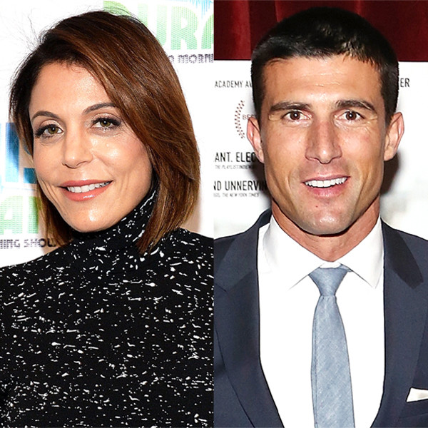 Bethenny Frankel, Russ Theriot