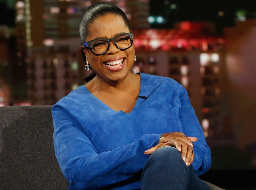 I'll never run for public office: Oprah Winfrey