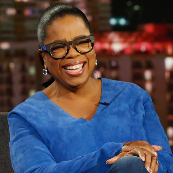 Oprah Winfrey, Jimmy Kimmel Live