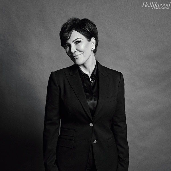 Kris Jenner, Hollywood Reporter