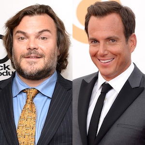 Will Arnett, Jack Black