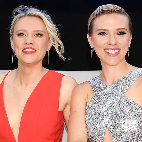Kate McKinnon, Scarlett Johansson