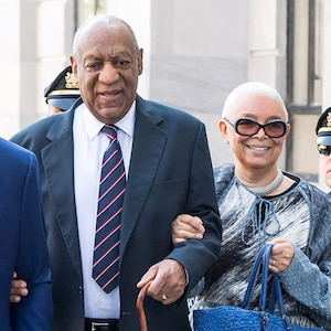 Bill Cosby, Camille Cosby, Court