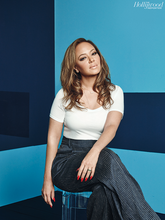Leah Remini, The Hollywood Reporter