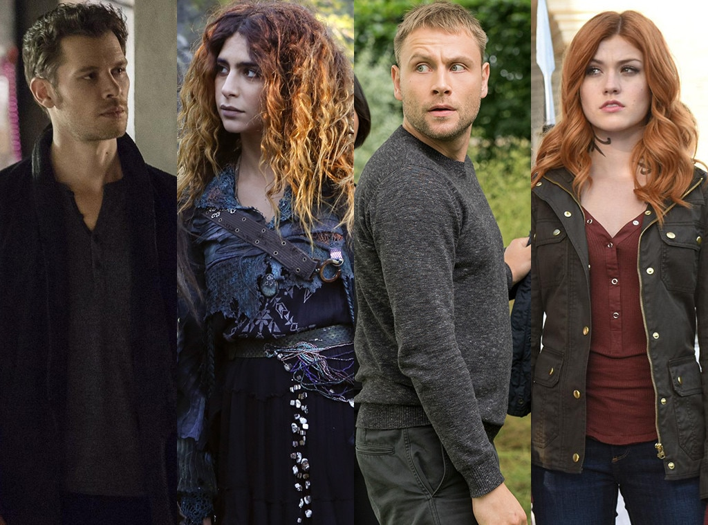 Best Shocker, The Originals, The 100, Sense8, Shadowhunters, TV scoop awards