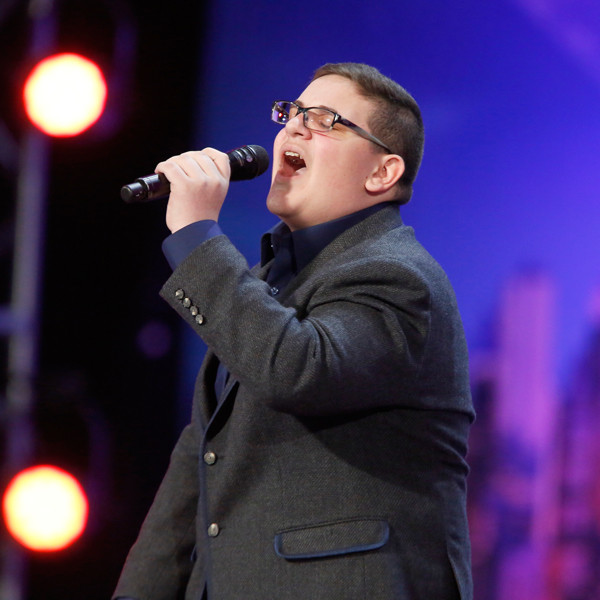Christian Guardino, America's Got Talent