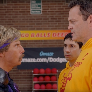 Ben Stiller, Vince Vaughn, Dodgeball, Omaze, Charity