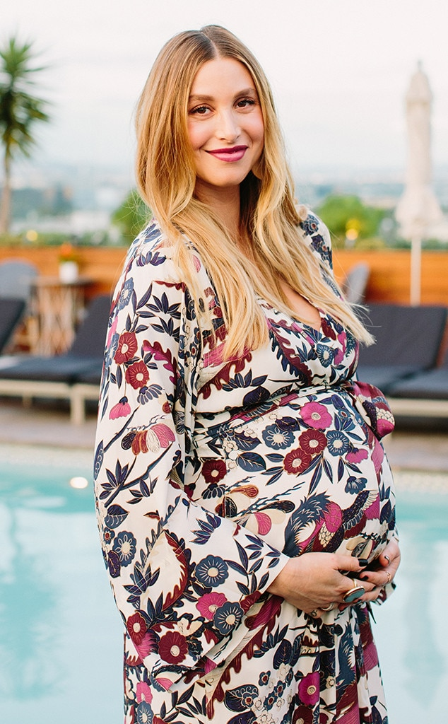Whitney Port, Amazon Baby Shower