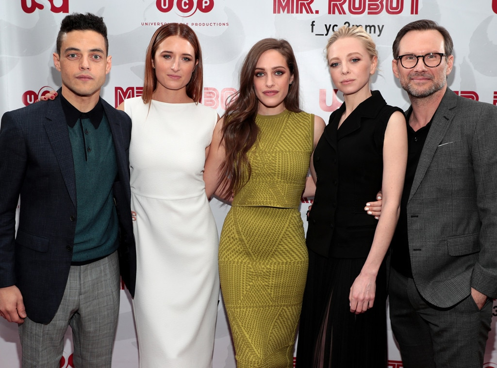 "Mr. Robot Cast Promises An ""Electric"" Season 3 That's An ""All-Out Rampage On Your Mind"""