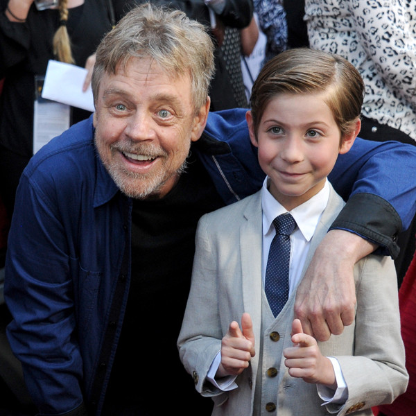 Mark Hamill, Jacob Tremblay