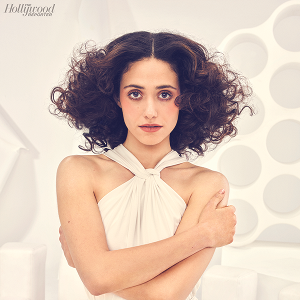 Emmy Rossum, The Hollywood Reporter