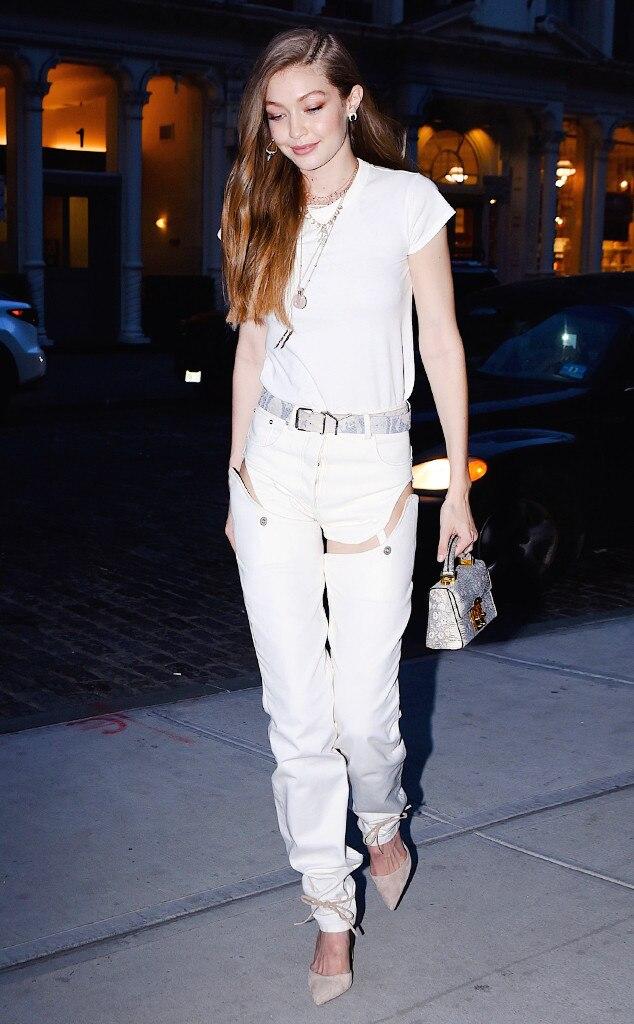 ESC: Best Dressed, Gigi Hadid