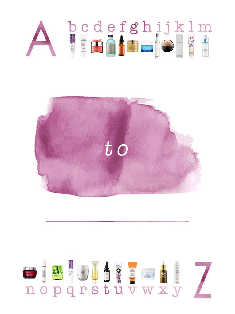 ESC: Beauty Ingredients A to Z