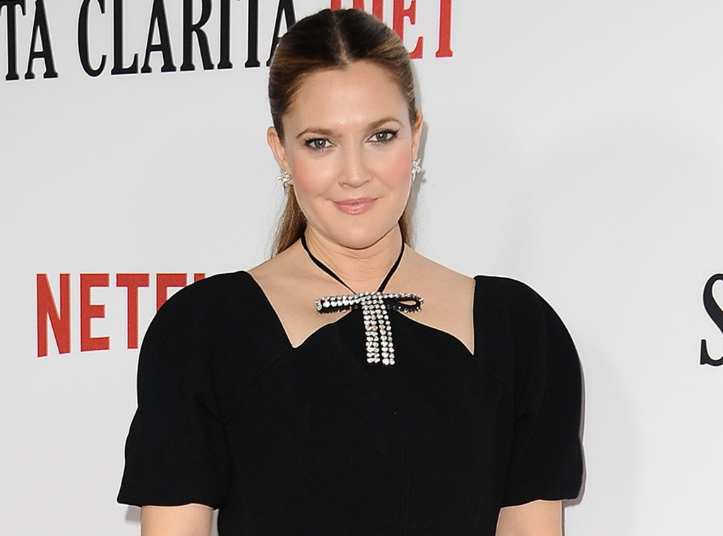Drew Barrymore has found love in the arms of a wealthy businessman