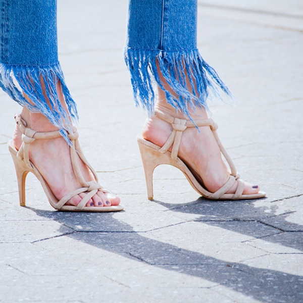 17 Nude Heels That Will Go With All of the Summer Outfits