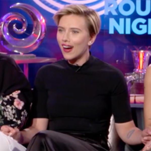 Scarlett Johansson, Zoe Kravitz, Rough Night
