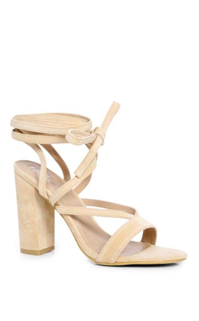 Branded: Nude Heels