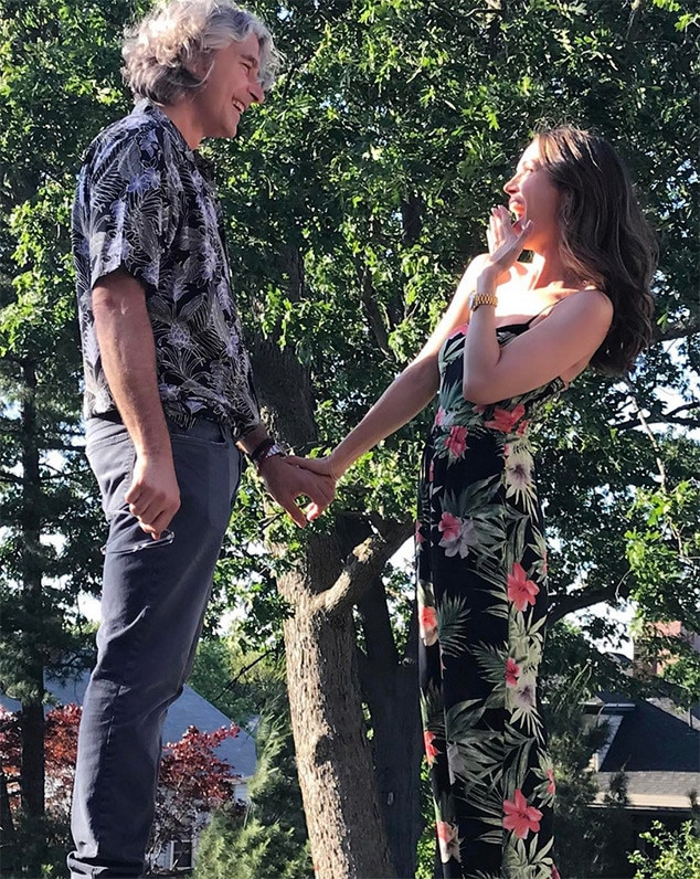 Watertown native Eliza Dushku announces engagement with adorable Instagram post