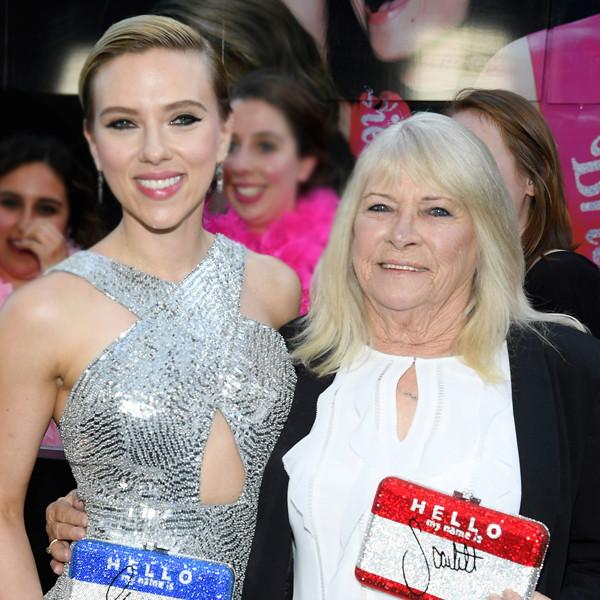 Scarlett Johansson, Hot Grandma, Geraldine Dodd