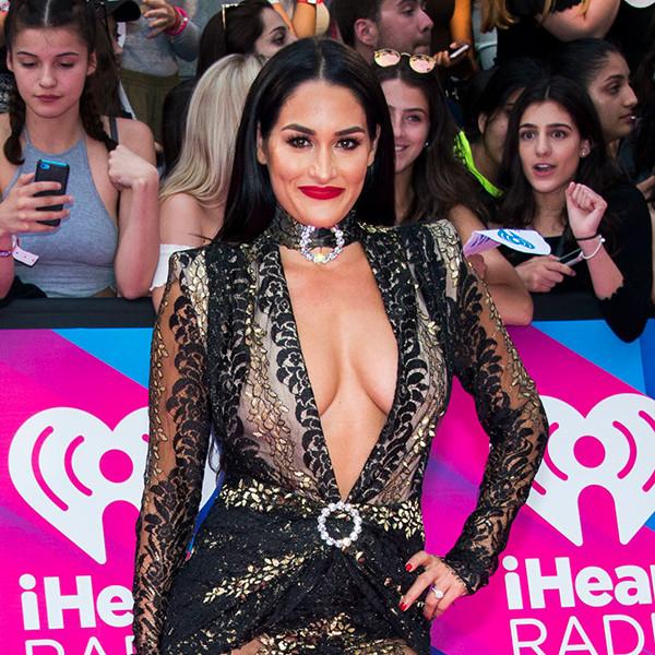 Nikki Bella, 2017 Much Music Video Awards, Arrivals