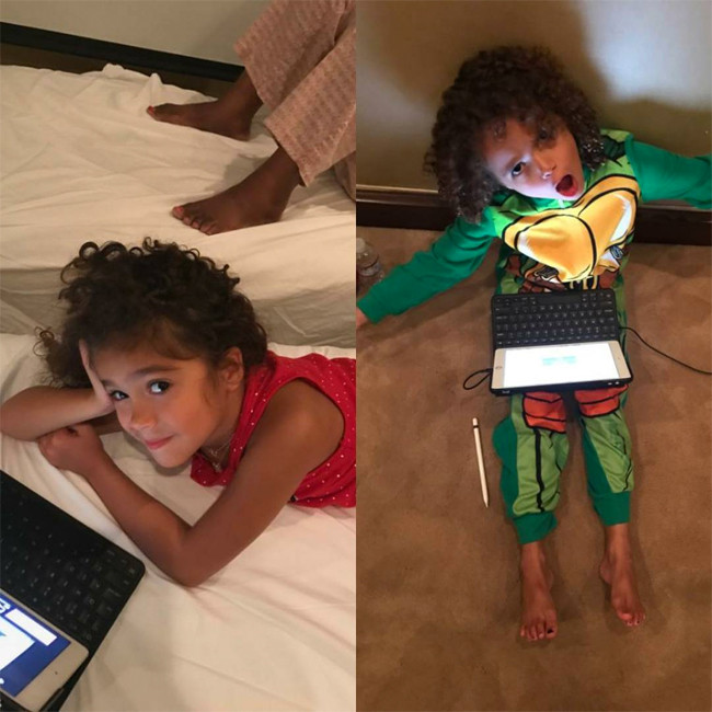 Mariah Carey and Nick Cannon's Twins from Stars' Cute ...