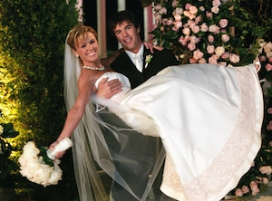 Bachelorette, Trista Sutter, Ryan Sutter, Wedding