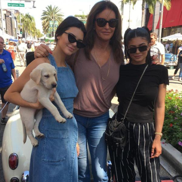Kendall Jenner, Kylie Jenner, Caitlyn Jenner