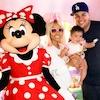Rob Kardashian, Dream Kardashian, Blac Chyna